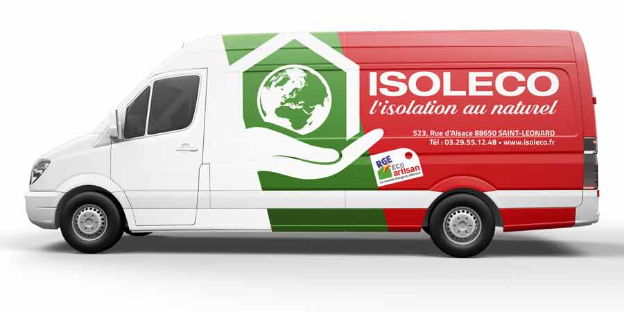 Isoleco s'offre un lifting !