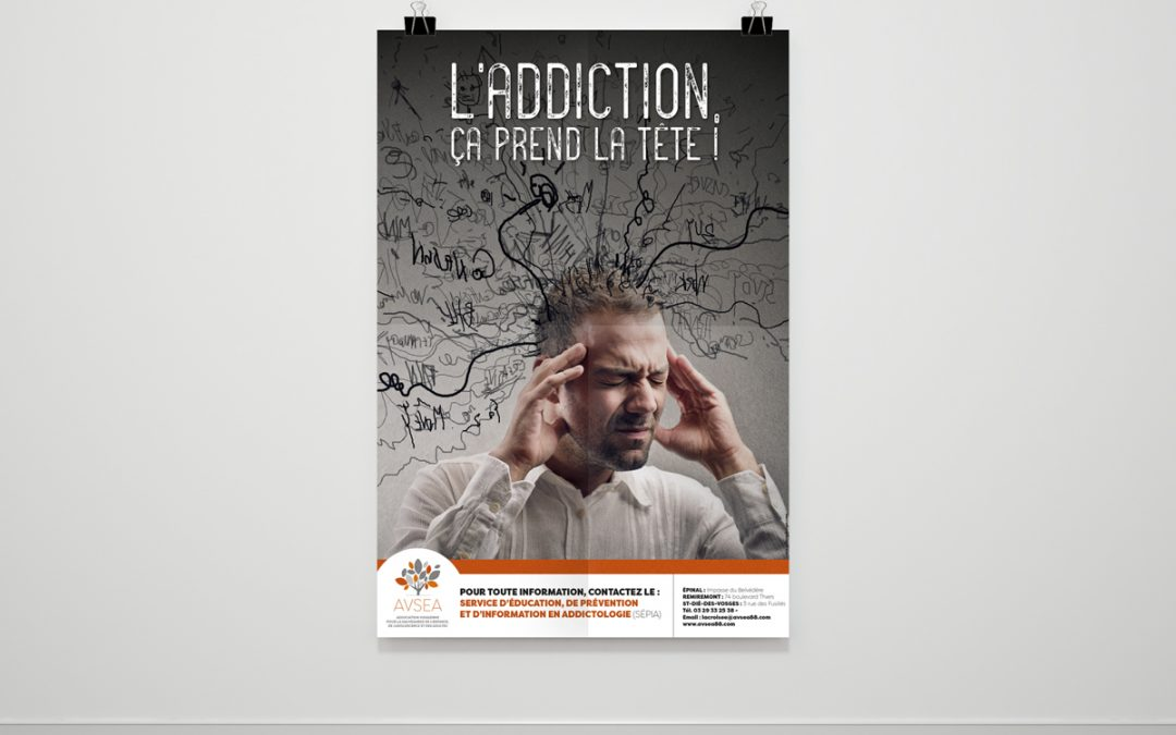 L'addiction, ça prend la tête !