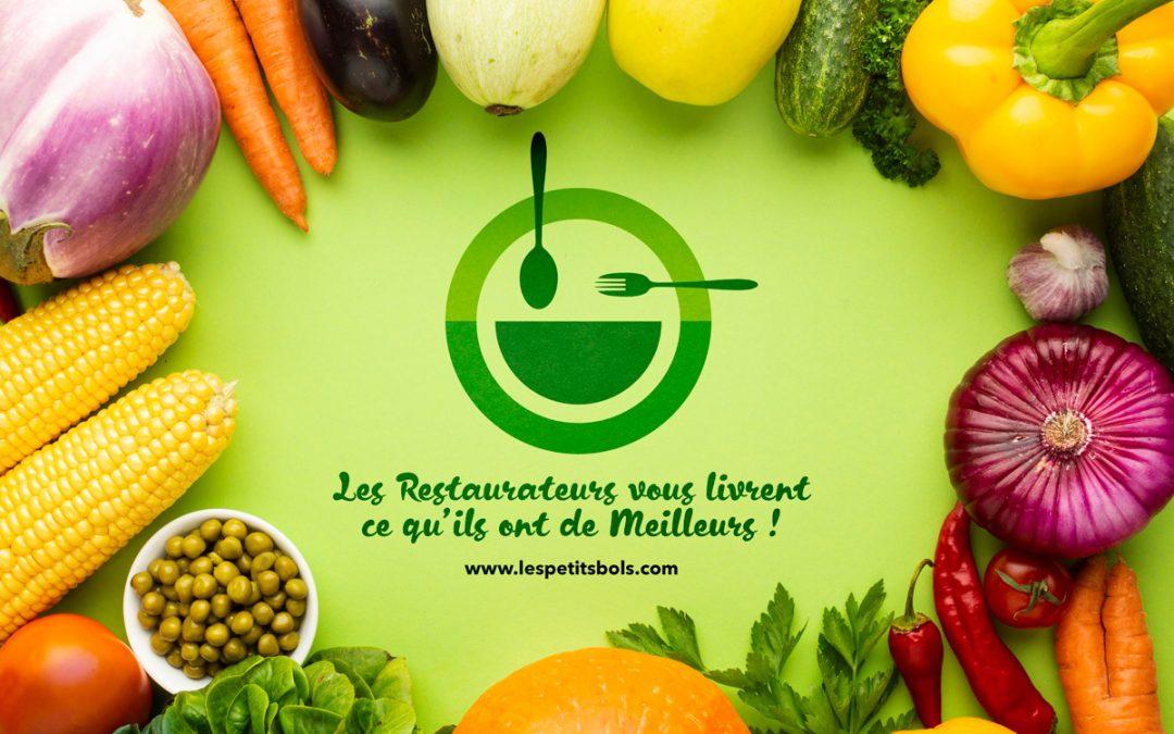 Charte graphique «Les Petits Bols» par votre graphiste à Saint-Dié-des-Vosges
